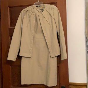 Ellie Tahari two piece dress and jacket